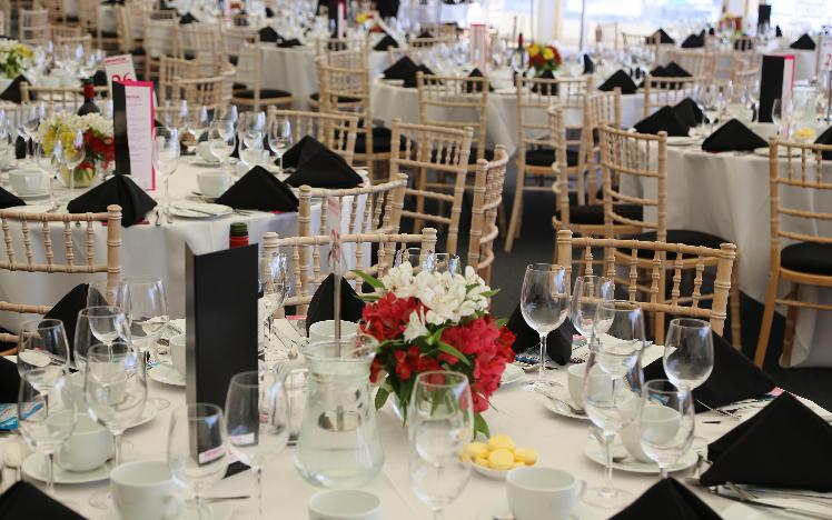Venue hire at Brighton Racecourse for parties, conferences and corporate events!