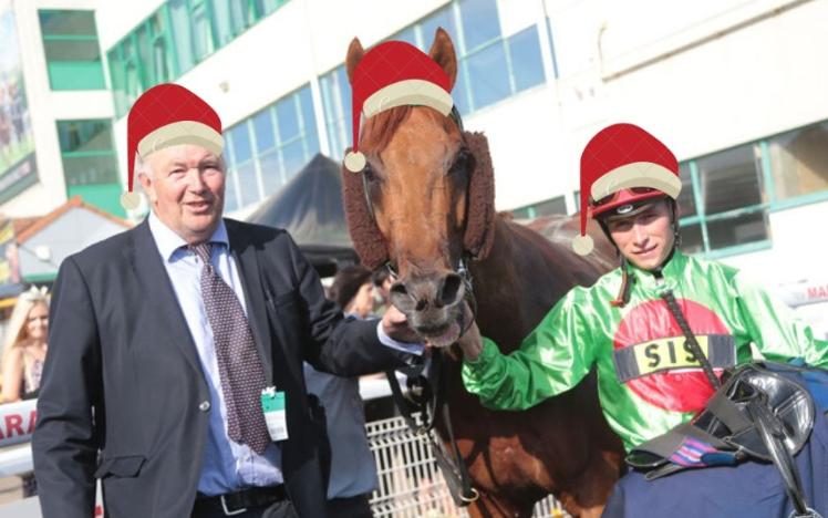 Great options this Christmas at Brighton Racecourse!